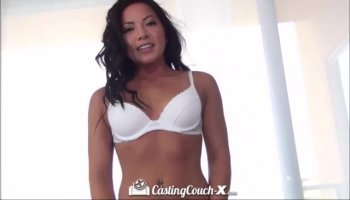 Shoplifting latina with big tits banged by a security guard